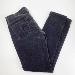 adriano goldschmied The Stevie Ankle Gray Jeans